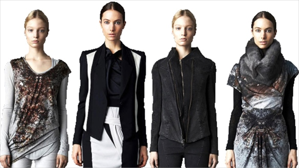 Helmut Lang Comes to Europe