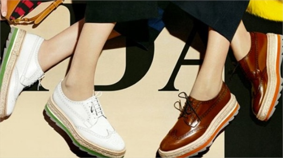 Espadrilles Go High Fashion