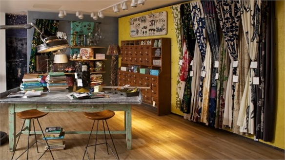 Anthropologie Decorator Concept Shop