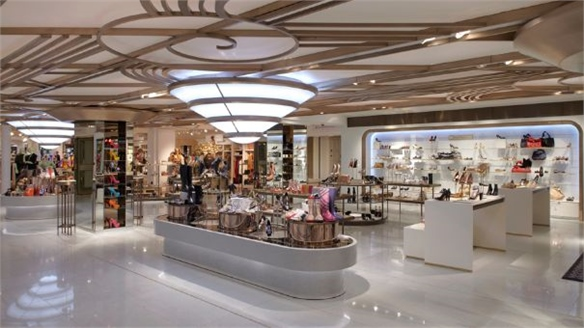 Harrods Shoe Salon Opens