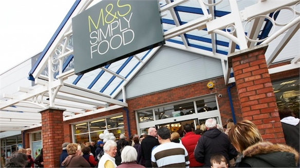 Marks & Spencer Revamp