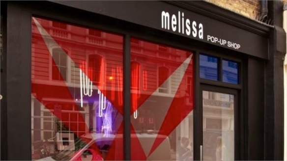 Melissa's London Pop-up