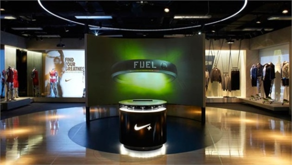 Nike's House of Innovation Immersive Pop-up Promo