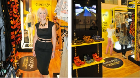 Asda's Supermarket Fashion Pop-Up