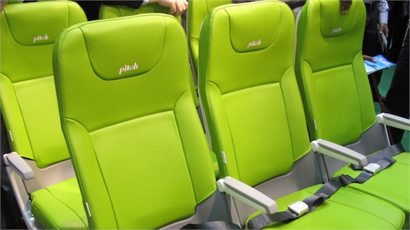Cabin Seating, Lighting & Materials