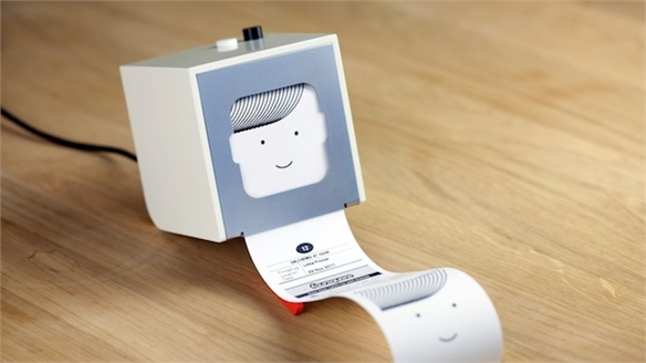 Little Printer by Berg London
