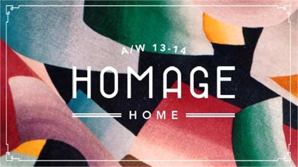 Homage A/W 13-14