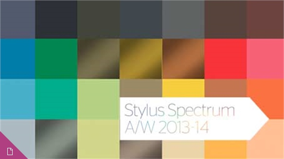 Colour Spectrum A/W 13-14