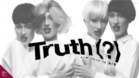 Truth (?) A/W 14-15 Womenswear