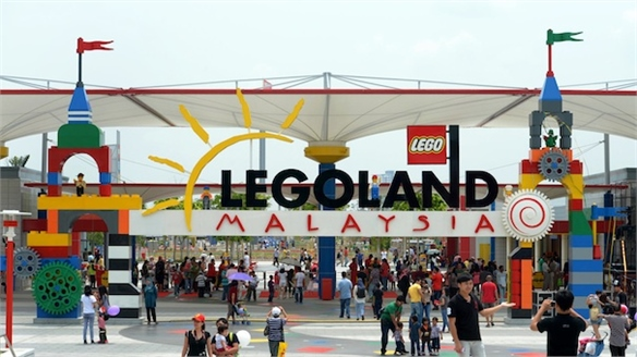 First Asian Legoland Theme Park Opens
