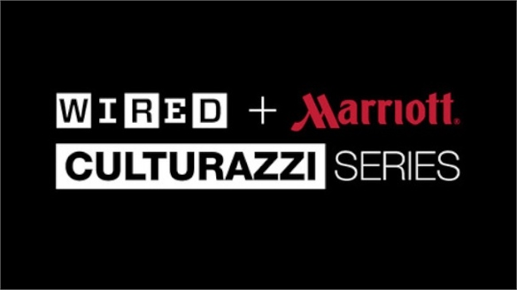 Marriott and Wired's Event Series
