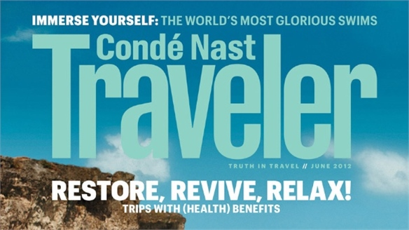 Condé Nast Traveler to Launch in China
