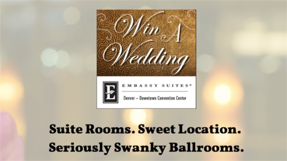 Embassy Suites' Facebook Wedding
