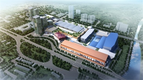 The Great Mall of China: World's Largest Shopping Centre