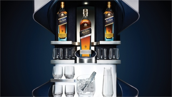 Johnnie Walker Whisky Second-Life Packaging