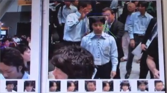 Facial Recognition Tech Charts Shoppers' Behaviour, Japan