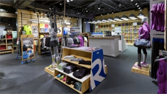 Reebok Launches New Concept Store, NY