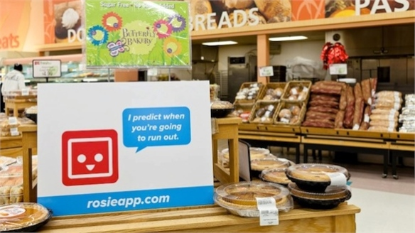 Grocery App Predicts Food Shopping Needs, NY