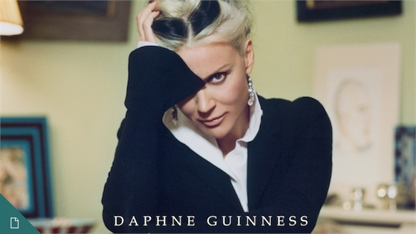 Daphne Guinness, The Museum at FIT, New York