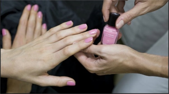 Chanel Les Vernis S/S 2012 Nail Colours