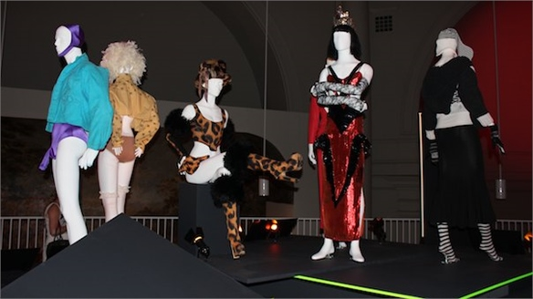 Club to Catwalk at the V&A