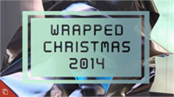 Wrapped Christmas 2014
