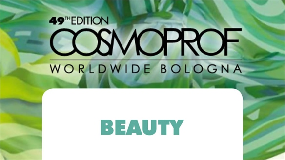 Cosmoprof Worldwide 2016: Beauty