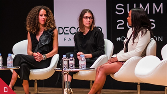 Decoded Fashion London: Waves of the Future