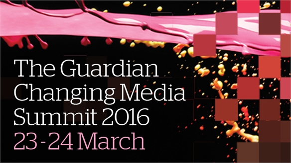 Key Trends from the Guardian Changing Media Summit 2016