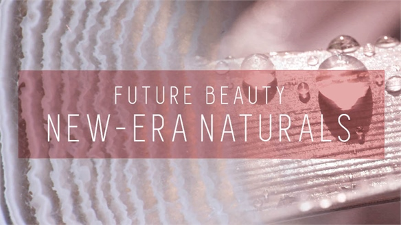 Future Beauty: New-Era Naturals