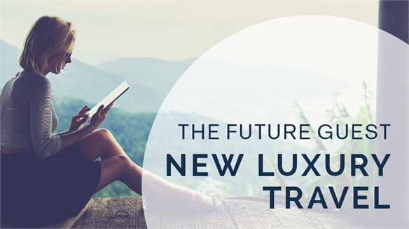 New Luxury Travel: Premium is Personal