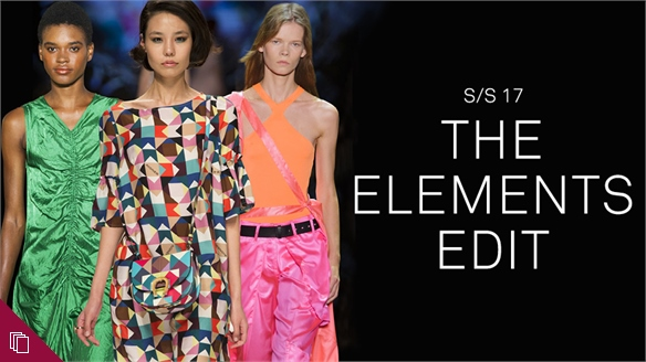 S/S 17: The Elements Edit