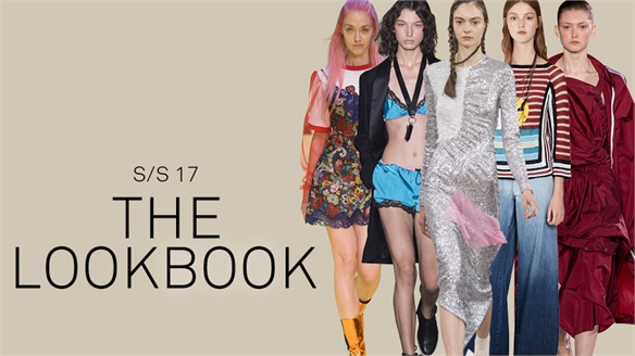 S/S 17: The Lookbook