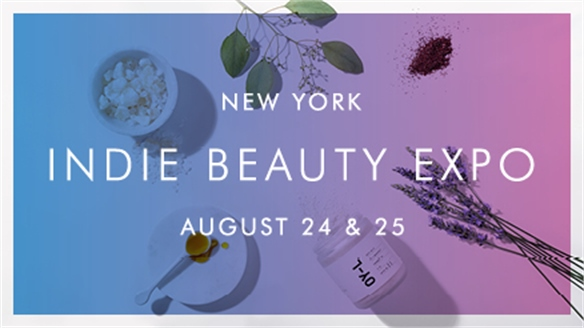 Indie Beauty Expo Trends: 2016
