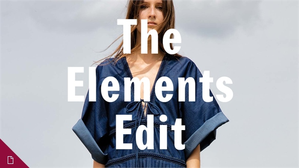 Resort 17: The Elements Edit