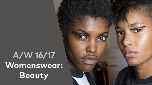 A/W 16/17 Womenswear: Beauty