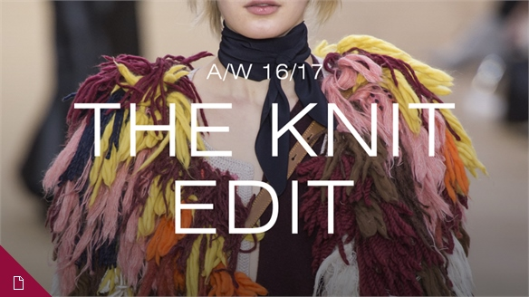 A/W 16/17: The Knit Edit