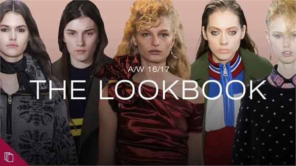 A/W 16/17: The Lookbook