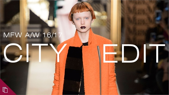 A/W 16/17: Milan City Edit