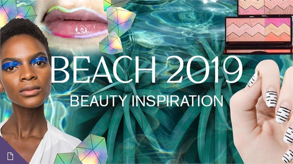 Beach 2019: Beauty Inspiration