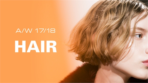 A/W 17/18 Womenswear: Hair