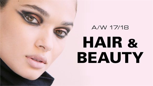 A/W 17/18 Womenswear: Hair & Beauty