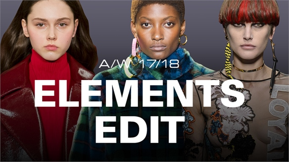 A/W 17/18: The Elements Edit
