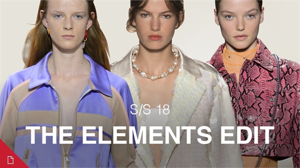 S/S 18: The Elements Edit