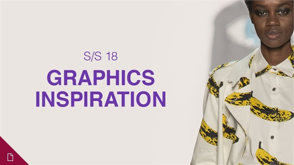 S/S 18: Graphics Inspiration