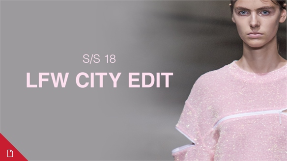 S/S 18: London City Edit