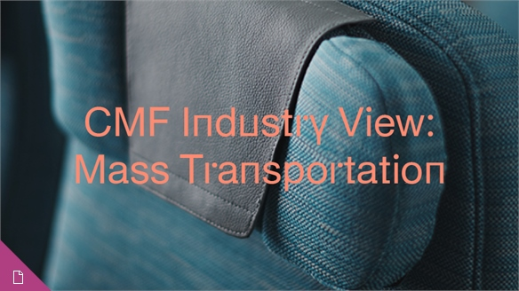 CMF Industry View: Mass Transportation