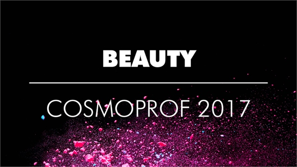 Cosmoprof 2017: Beauty