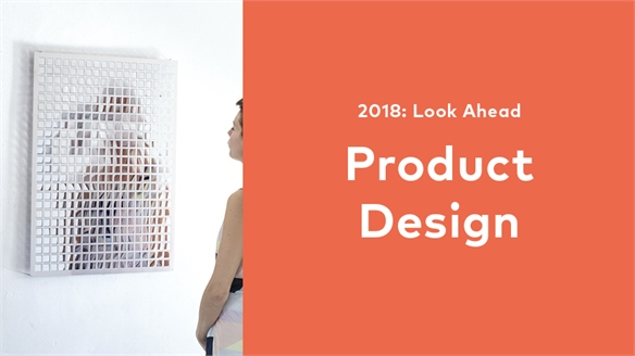 2018: Look Ahead - Product Design