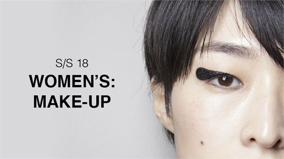 S/S 18 Women's: Make-up